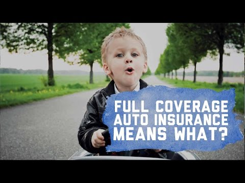 Full Coverage Auto Insurance Explained by Cheri Roman