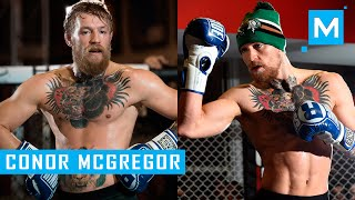 Conor McGregor Gym Training & Conditioning Workout | Muscle Madness