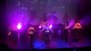 "Crazy - Tributo a Britney Spears ""El Show"""
