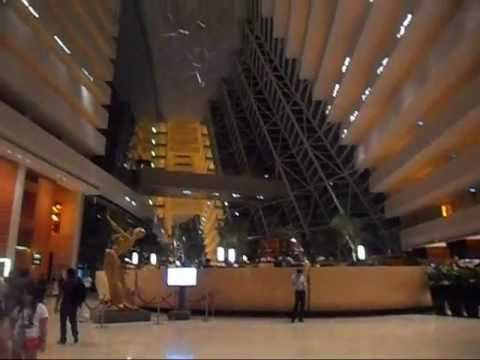 Marina Bay Sands Singapore Hotel Resort Casino Premier Room  All Around Tour