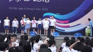 Các BMSers giành giải Ba - Hội thi Tin học trẻ Ban Mai 2018