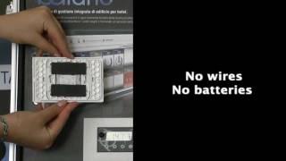 Integrazione dispositivi EnOcean (senza fili e senza batterie)