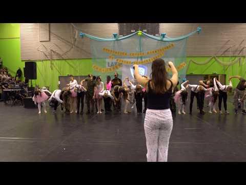 12.A osztálytánca – A játékok tánca