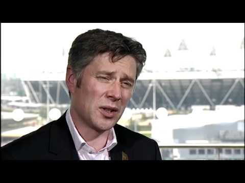 Cisco's UK & Ireland Chief Technology Officer, Ian Foddering, highlights the legacy of London 2012