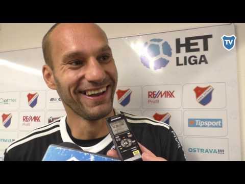 2. kolo: rozhovor s Petrem Vaškem po utkání se Slavií (0:0)