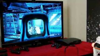 KILLZONE 3 MOVE DEMO using the sharp shooter move gun