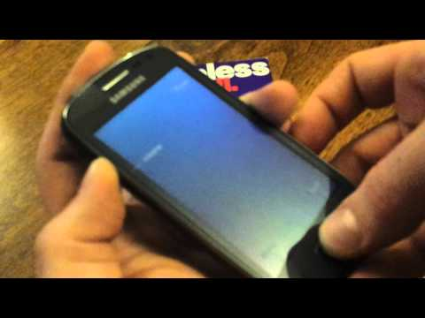 Samsung Galaxy Exhibit Hard Reset Metro pcs