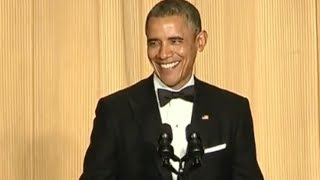 President Obama at the 2014 White House Correspondents' Dinner (HD Complete)