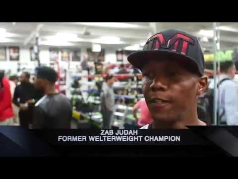 Zab Judah breaks down Mayweather vs. Pacquiao