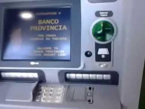 Como obtener recibo de sueldo COULI por cajero automatico