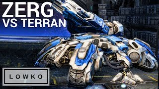 StarCraft 2: EXCEPTIONAL Zerg vs Terran!