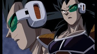 Why Raditz Was WASTED POTENTIAL In Dragon Ball Z
