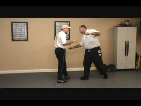 Jeet Kune Do Technique Against Knife Attack Image 1