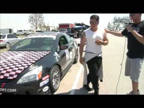 GTA 1 Buttonwillow 2012 Kevin Courtney Interview