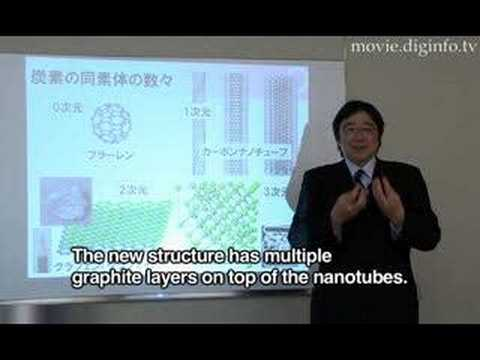 Fujitsu Laboratories New Carbon Nanotube Composite : DigInfo