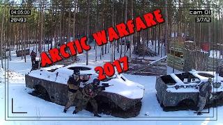 Arctic Warfare 2017 - Die Antwoord Version - Hauptspieltag - Gotchaspielfeld Nord - Paintball