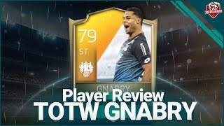 FIFA MOBILE 18 79 TOTW GNABRY REVIEW #FIFAMOBILE Is he worth it & Better than Amath Ndiaye Diedhiou?