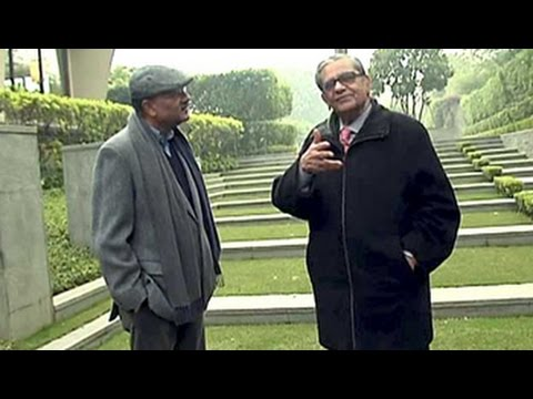 Walk the Talk with Professor Jagdish Bhagwati