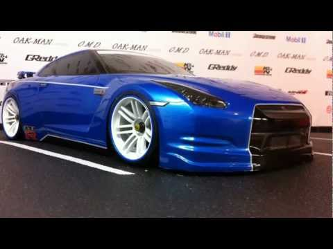 OAK-MAN.designs realistic rc drift / street car show. Afrojack&Sidney Samson quacky club mix.