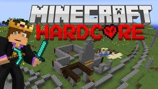 Hardcore Minecraft Survival #20 - WORLD DOWNLOAD!