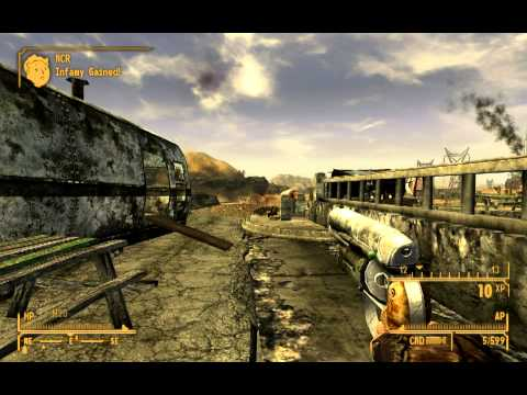 Fallout New Vegas - Veronica Cute mod