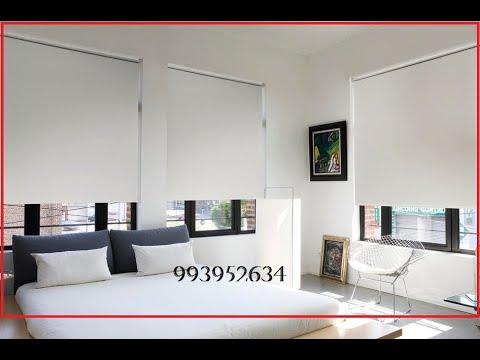 Moldes de cortinas