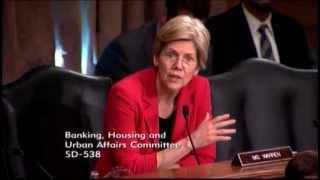 Senator Elizabeth Warren Grills Investigators Over Illegal Foreclosures FULL SEGMENT