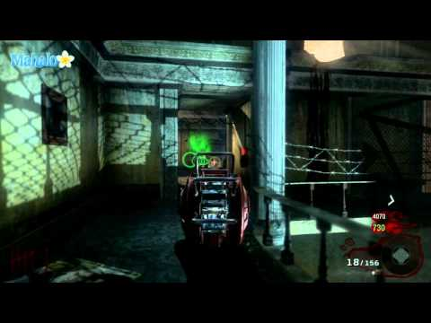 Call of Duty: Black Ops Zombies Gameplay - First Attempt