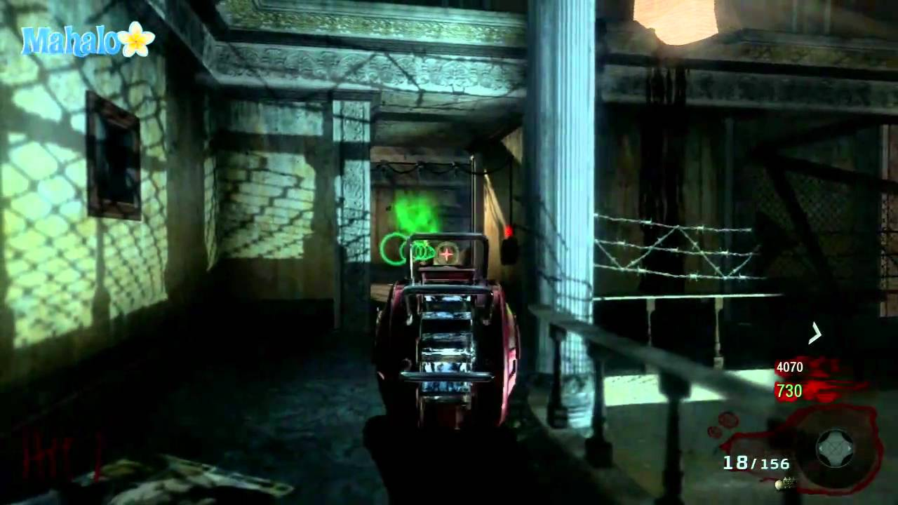 Call of Duty: Black Ops Zombies Gameplay - First Attempt ...