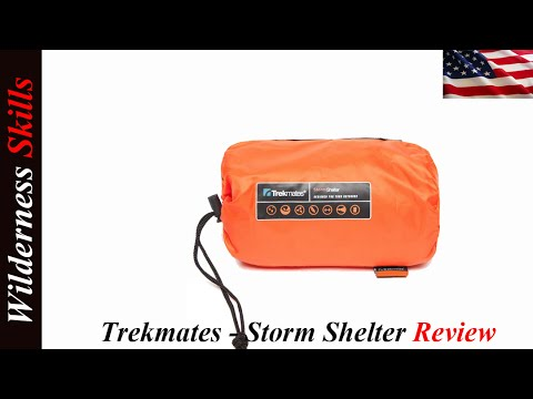 Trekmates - Storm Shelter Review English Version