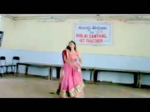 Bhilai Santhal Get Together 2011 (ye Meethi Meethi Bool...) video
