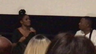 Screening Keke Palmer's new film - P.I.M.P