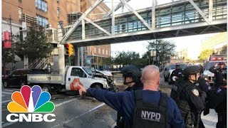 Multiple Deaths In Lower Manhattan Incident, NBC News Reports | CNBC