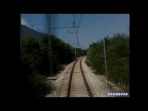 Parte 2 e ultima, Da San lorenzo Maggiore a Benevento. In occasione delle vacanze estive in provincia di Benevento, direttamente dalla vettura UIC Z XMPR ex ...
