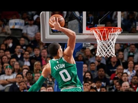 Best Plays From Monday Night's NBA Action! | Jayson Tatum Dunk and More!