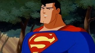 Man of Steel Trailer #3 (Superman Animated Version)