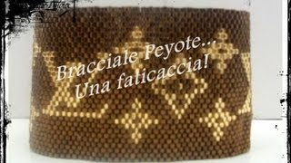 Finalmente fascia peyote Louis Vuitton!!!!