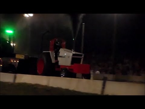 9,500lb Hot Farm Tractors in Marengo, IA 8/24/2013