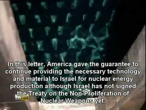 US supplying Nuclear Material to Israel which refuses NPT and IAEA