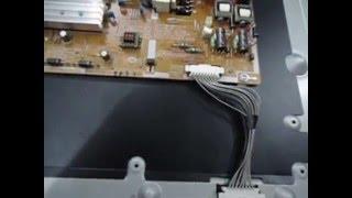 TV LED Samsung com tela apagada. Veja qual a causa!