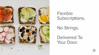 Ready To Eat Meals Delivered To Your Door