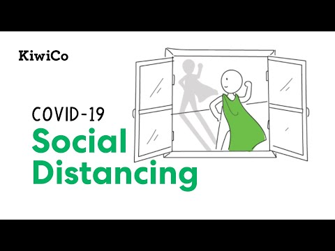 How to Explain COVID-19 Social Distancing to Kids
