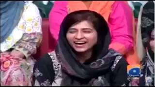 Parody of CM Gilgit Baltistan on Geo News__ Very Funny