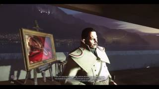 Duke Abele non-lethal guide - Dishonored 2 (hint: FAKE one smokes)