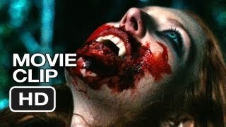 Kiss Of The Damned Movie CLIP #2 (2013) - Joséphine de La Baume Vampire Movie HD