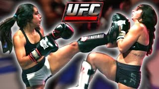 Women Train Like UFC Fighters For 60 Days