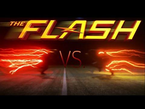 Flash Reverse Flash Revealed Reverse Flash First Fight