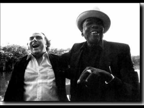 John Lee Hooker & Van Morrison - Dont Look Back (Lyrics)