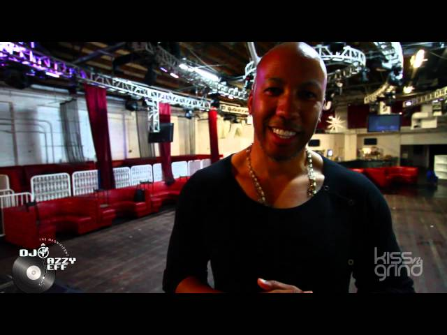 Kiss-N-Grind with Vikter Duplaix