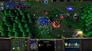 120(UD) vs FoCuS(ORC) - WarCraft 3 Frozen Throne - RN3836
